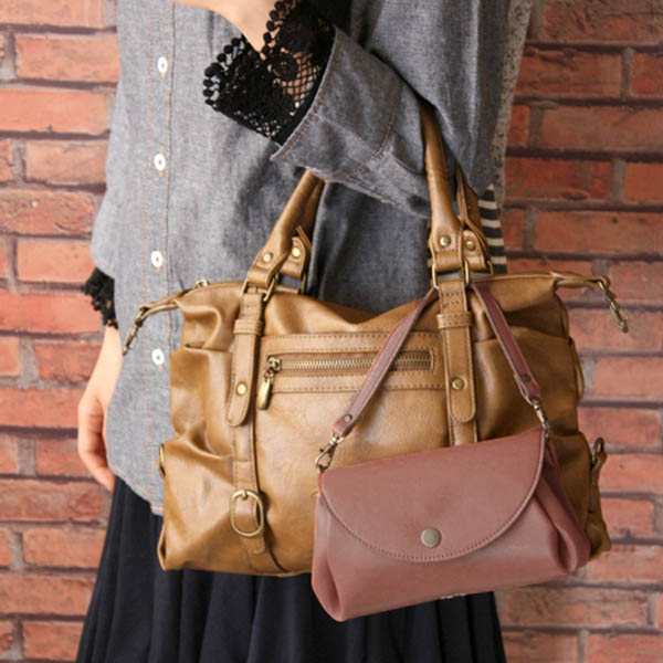 バッグインバッグMF Leather Bag In BagNo.BAG01【CSF】